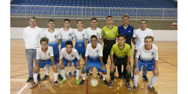 Amanhã tem mais Futsal Sub-15 em Ituporanga