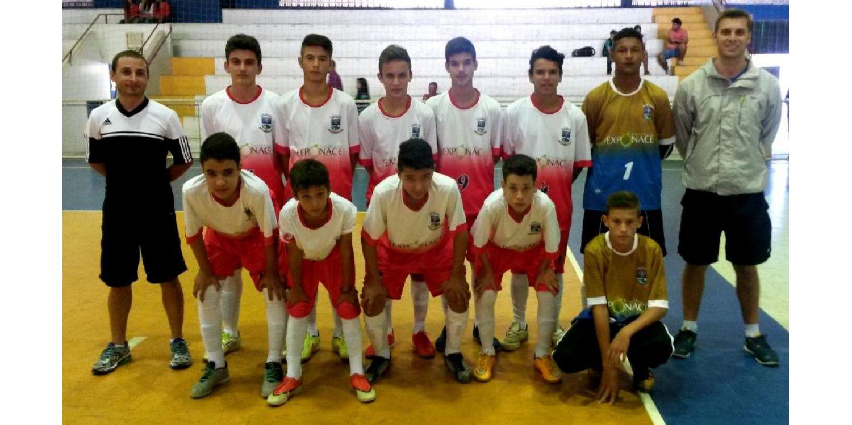 Ituporanga vence na estreia da Liga Regional de Futsal