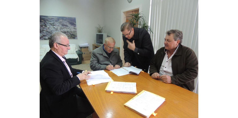 Prefeito de Ituporanga assina convênios de R$385 mil