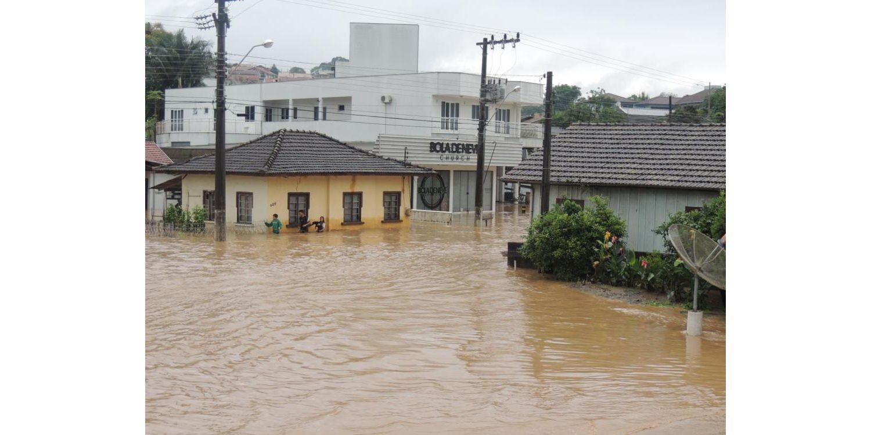 Prefeito decreta situação de emergência em Ituporanga