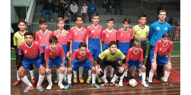 Ituporanga joga neste final de semana pelo Campeonato Estadual de Futsal