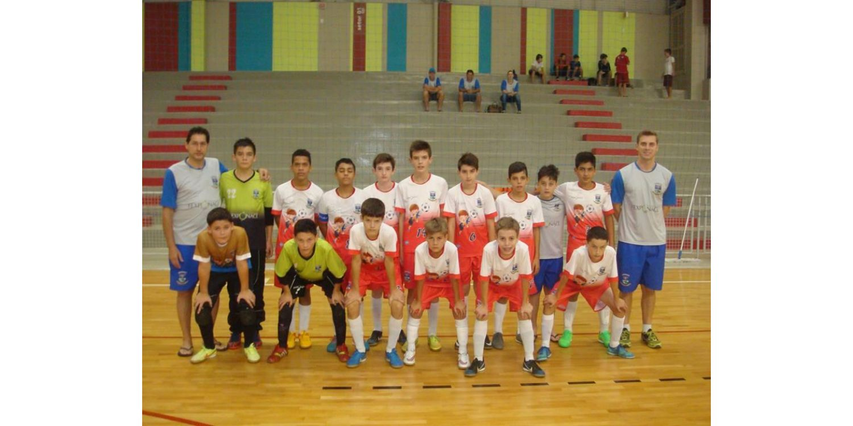 Futsal sub-13 de Ituporanga tem rodada decisiva no Estadual