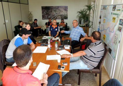 Defesa Civil recomenda retorno gradativo as residências e estabelecimentos comerciais