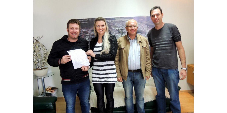 Prefeitura repassa local público para instituição realizar projetos sociais