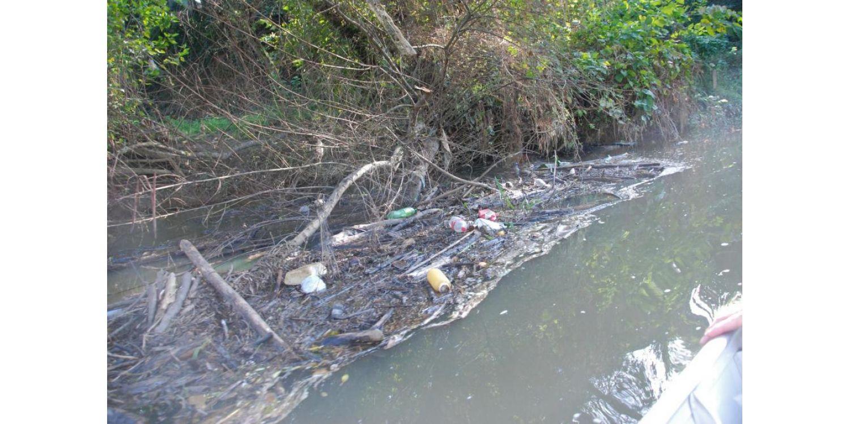 Prefeitura e entidades de Ituporanga farão mutirão de limpeza no Rio Itajaí do Sul