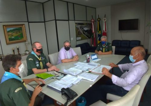 Acampamento Regional de Lobinhos deve reunir nesse ano mais de 700 escoteiros em Ituporanga