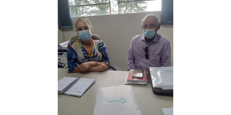 Administração de Ituporanga busca suporte para atendimento de pacientes COVID internados no HBJ