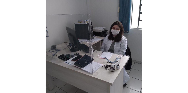 Administração de Ituporanga  contrata nova médica e Centro Covid passa a ter médico integral