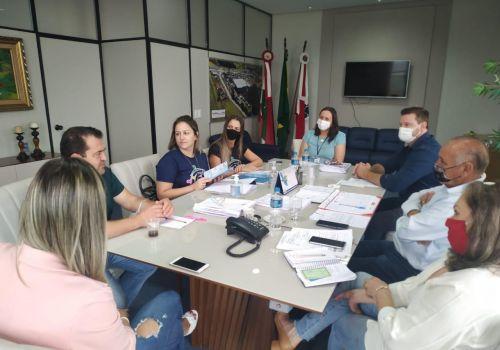 Administração de Ituporanga deve ampliar parcerias com o COMAD na prevenção e combate as drogas