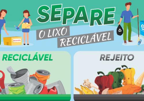 Administração de Ituporanga faz campanha de incentivo para Coleta Seletiva no município