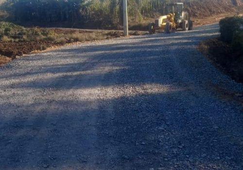 Administração de Ituporanga já investiu mais de R$ 600 mil em material para manter estradas vicinais