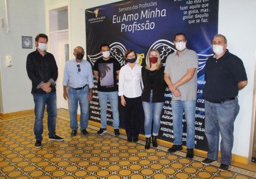 Administração Municipal realiza repasse de aproximadamente R$350 mil ao Hospital Bom Jesus
