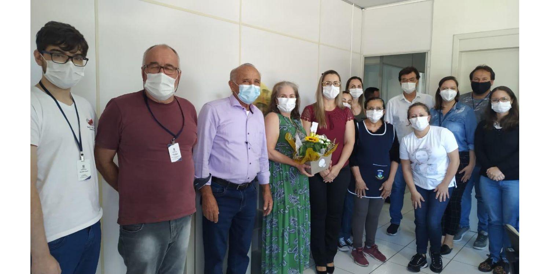 Aline de Abreu Postais é a nova Secretária de Saúde de Ituporanga