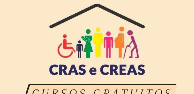 Assistência Social promove Cursos de Capacitação para população atendida pelo CRAS e CREAS