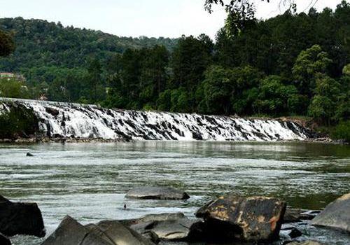 Autorizados R$ 1,5 milhão para obras no Parque do Salto
