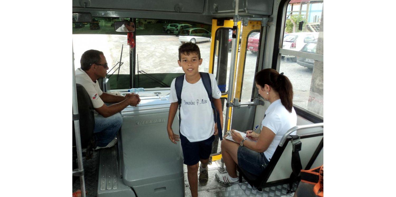 Transporte escolar de Ituporanga passa por avaliação