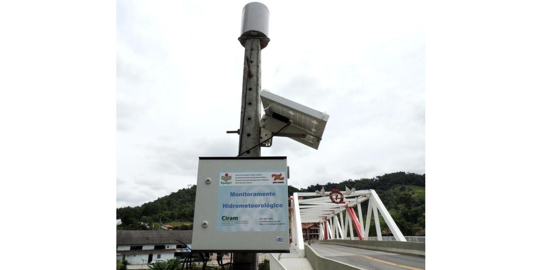 Ituporanga inaugura Estação Hidrometeorológica