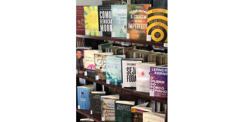 Biblioteca pública de Ituporanga conta com mais de 12 mil exemplares a disposição da população