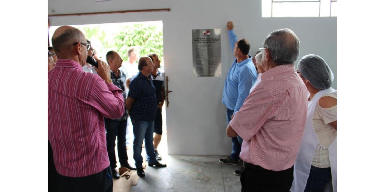 Centro Múltiplo Uso na comunidade de Alto Águas Negras é revitalizado