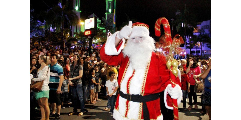 Luzes, decoração e desfile vão marcar a abertura do Natal Mágico de Ituporanga