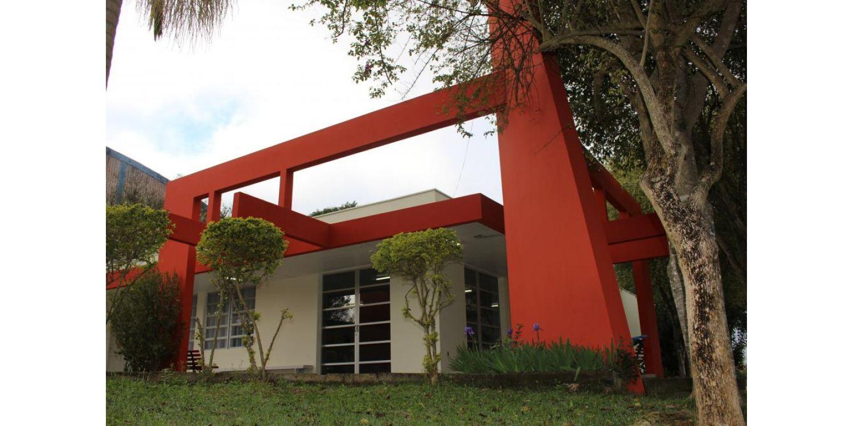 Ituporanga: Centro Multiuso no Centro é reformado