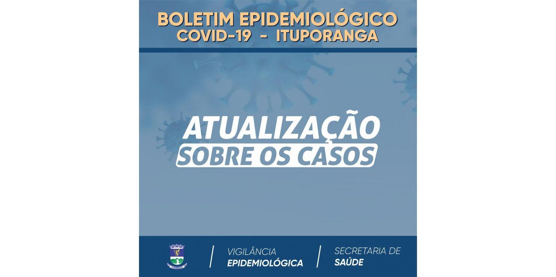 Chega a 19 as mortes  registradas em Ituporanga por complicações da COVID-19