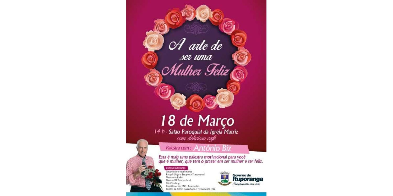Mulheres serão homenageadas pela Prefeitura de Ituporanga