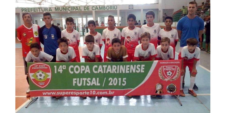 Ituporanga está na semifinal da Copa Catarinense de Futsal