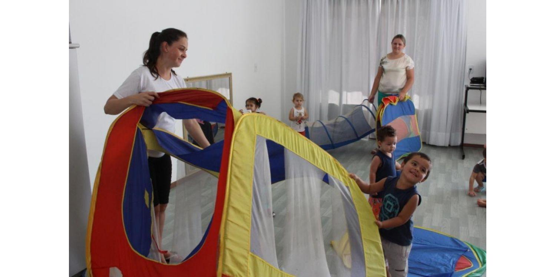 Famílias de Ituporanga podem contar com creche o ano inteiro