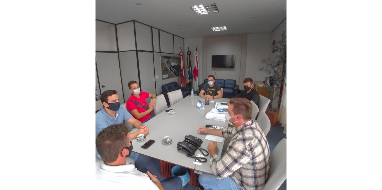 Empresários buscam incentivo da Administração para ampliar estrutura em Ituporanga