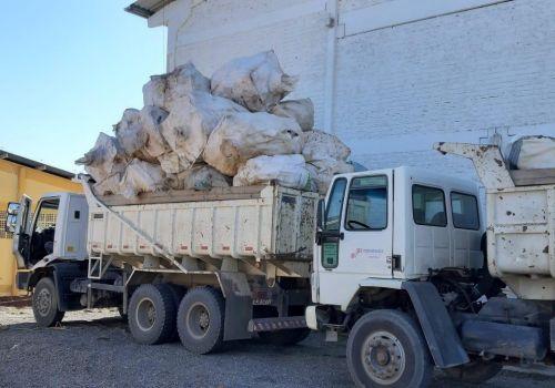 Encerra nesta quinta  a campanha de recolhimento de embalagens vazias de agrotóxicos em Ituporanga