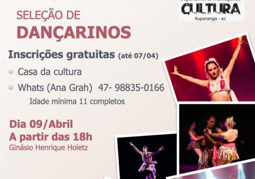 Encerram nesta quarta (07) as inscrições para participar das aulas de dança com o Grupo Passo Belo