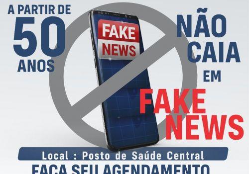 ESCLARECIMENTO: Administração de Ituporanga desmente Fake News referente à vacinação contra a COVID