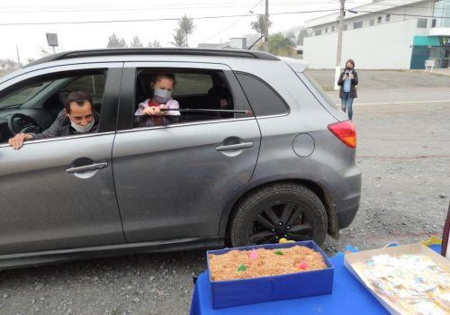 Escola de Ituporanga promove festa junina em plena pandemia