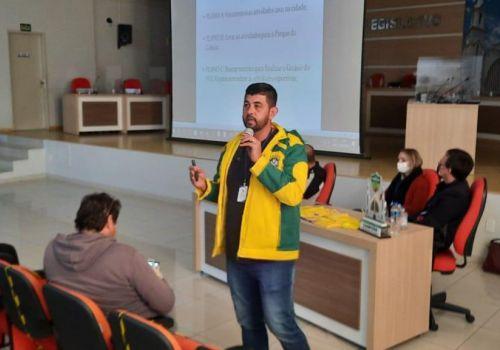 Escolinha do Esporte deve iniciar atividades a partir do segundo semestre em Ituporanga