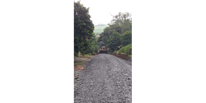 Estradas do interior de Ituporanga começam a ser recuperadas
