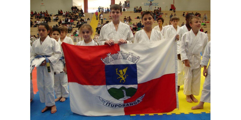 Judô representará o município na Copa Estadual e na seletiva para o Campeonato Brasileiro