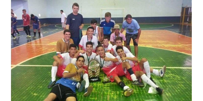 Sub-16 traz título da Copa Integração para Ituporanga