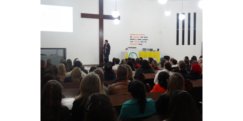GPP de Ituporanga tem palestra sobre Inclusão Social