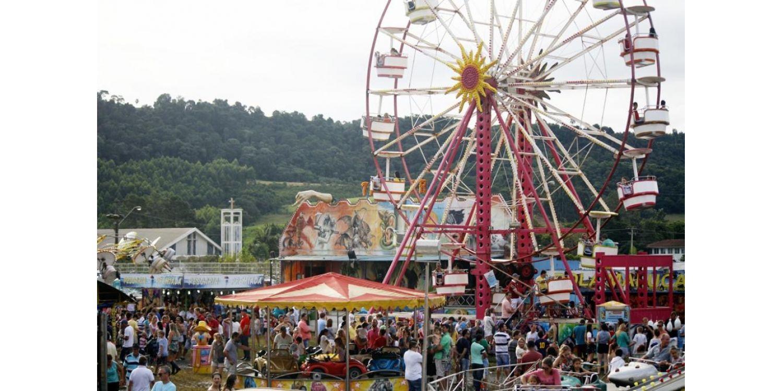 Cerca de 80 mil pessoas aproveitaram a Festa da Cebola em Ituporanga