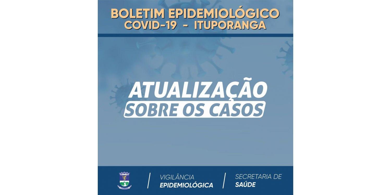 Ituporanga chega a 24 mortes registradas em virtude de complicações da COVID-19