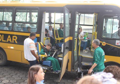 Ituporanga vai receber dois ônibus novos para o transporte escolar