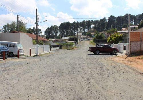 Prefeito de Ituporanga assina convênio de pavimentação para duas ruas no bairro Santo Antônio