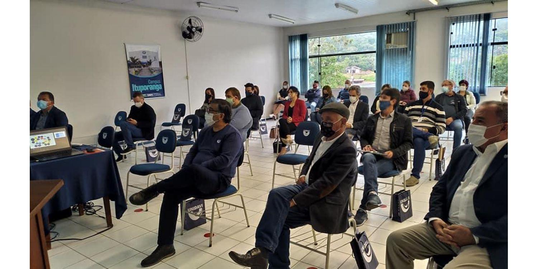 Prefeitos da Região da Cebola iniciam planejamento dos municípios para o desenvolvimento do turismo