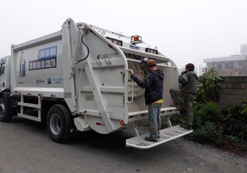 Prefeitura de Ituporanga reinicia coleta de lixo reciclável