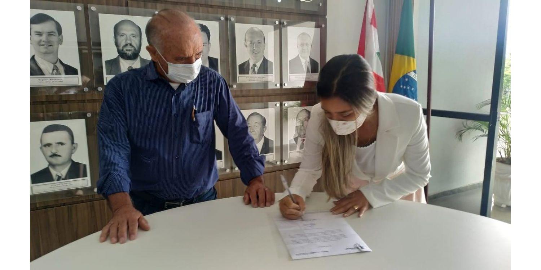 Prefeitura de Ituporanga tem nova Secretária de Administração