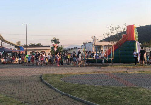 Projeto Domingo no Parque reúne famílias ituporanguenses no Parque da Cidade