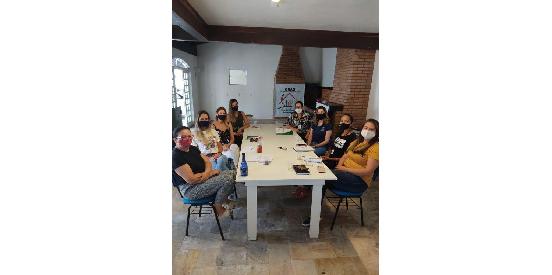 Reunião com equipe técnica define retomada dos trabalhos da Assistência Social em Ituporanga