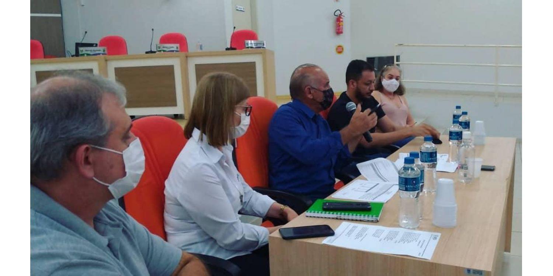 Reunião organizada pelo prefeito de Ituporanga vai viabilizar abertura de leitos clínicos COVID