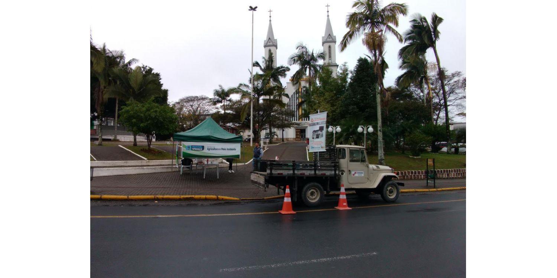 Segue neste sábado a Campanha de Recolhimento de Lixo Eletrônico em Ituporanga